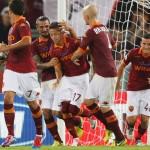 AS Roma draw 2-2 against Catania