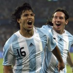 Argentina call on Aguero for World Cup Qualifier