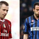 Cassano-Pazzini swap between Milan clubs completed
