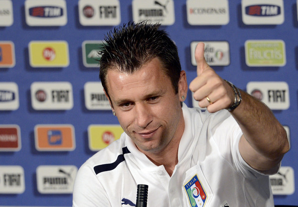 Antonio Cassano will he join Inter Milan