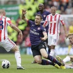 Stoke City 0 : 0 Arsenal Highlights