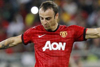 Berbatov moving to Fulham