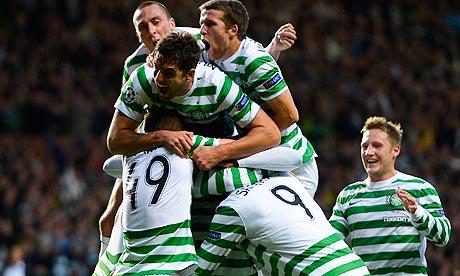Celtic 2-0 Helsingborg