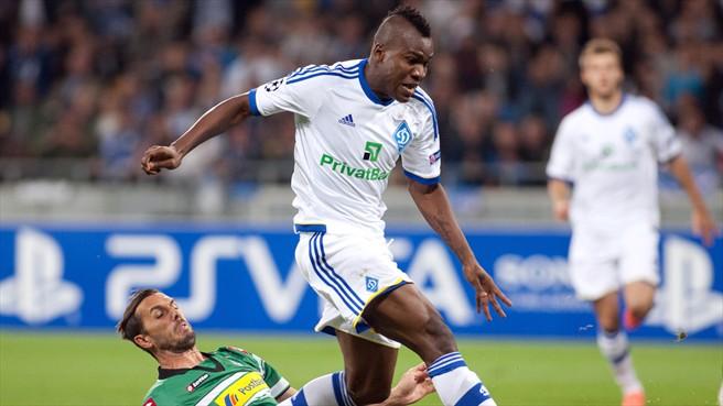 Dynamo Kyiv 1-2 Borussia Monchengladbach