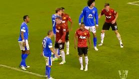 Everton-Manchester United highlights