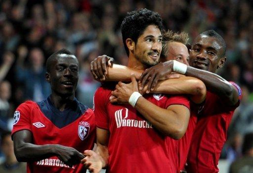Lille 2-0 FC Copenhagen