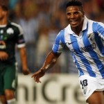 Malaga in the driving seat for Champions League