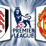 Man U vs Fulham