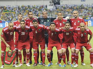 Moroccan national team
