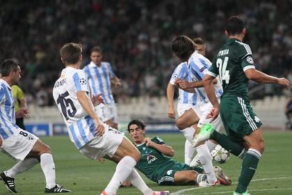 Panathinaikos 0-0 Malaga