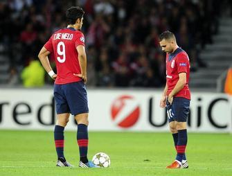 Losc Lille vs Fc Bate Borisov - champions League - 19/09/2012