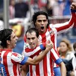 Atletico Madrid 2 : 1 Valladolid Highlights