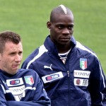 Balotelli, Cassano left out of Italy squad