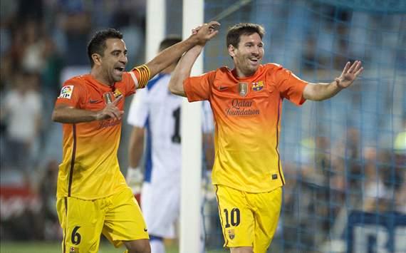 Barcelona vs FK Spartak Moscow