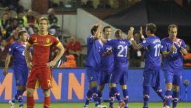 Belgium 1 - 1 Croatia Full Highlights