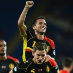 Belgium too strong for Wales following Collins red card