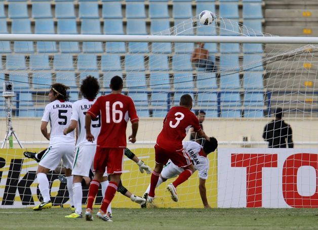 Big shock as Lebanon beat Iran