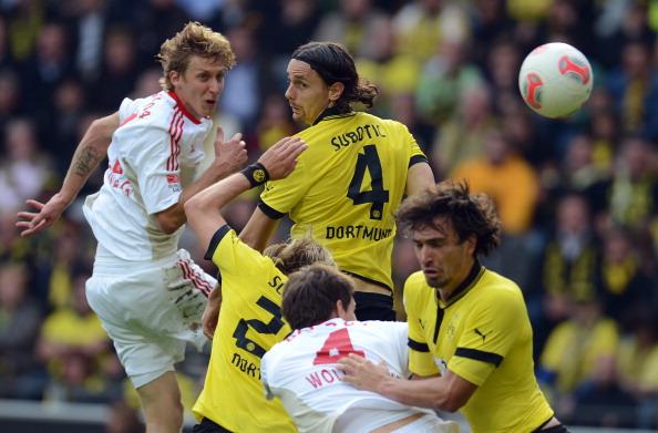 Borussia Dortmund vs Ajax.