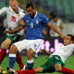 Bulgaria 2 : 2 Italy Highlights