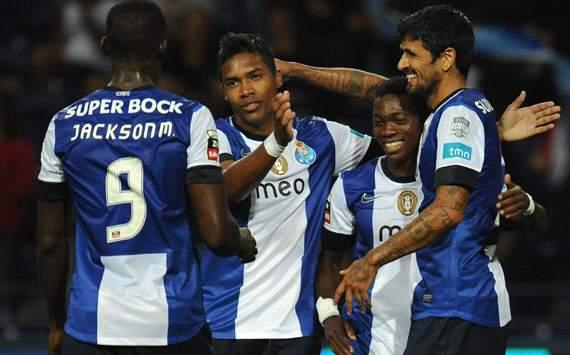 Dinamo Zagreb vs FC Porto