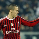 """Djmael Mesbah """"happy"""" with his first appearance with Milan this season"""
