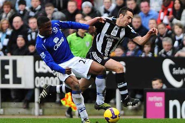 Everton- Newcastle