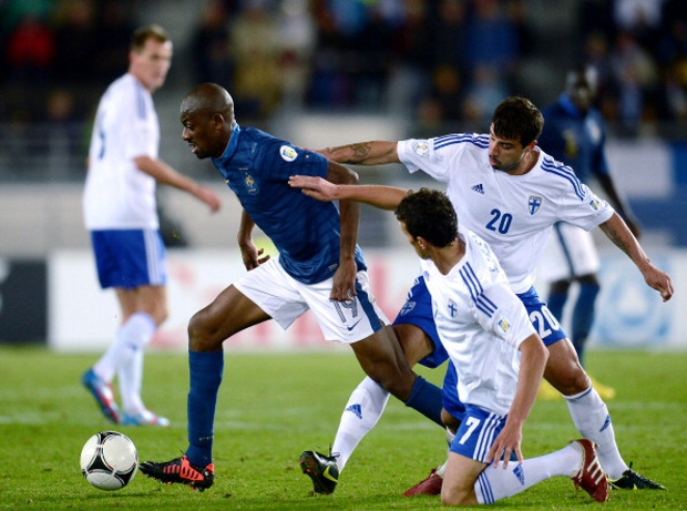 Finland 0-1  France