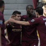 Fulham 1 : 2 Manchester City Highlights