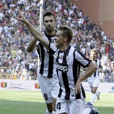 Genoa 1 - 3 Juventus