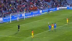 Getafe 1 -Barcelona 4