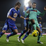Watch Getafe- Barcelona Live, Saturday, September 15, 2012,18:00 GMT