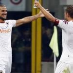 Inter Milan 1 : 3 AS Roma Highlights