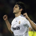 Kaka amazing performance and Hat-Trick in his first game of the season for Real Madrid