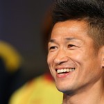 'King Kazu' finally gets World Cup chance