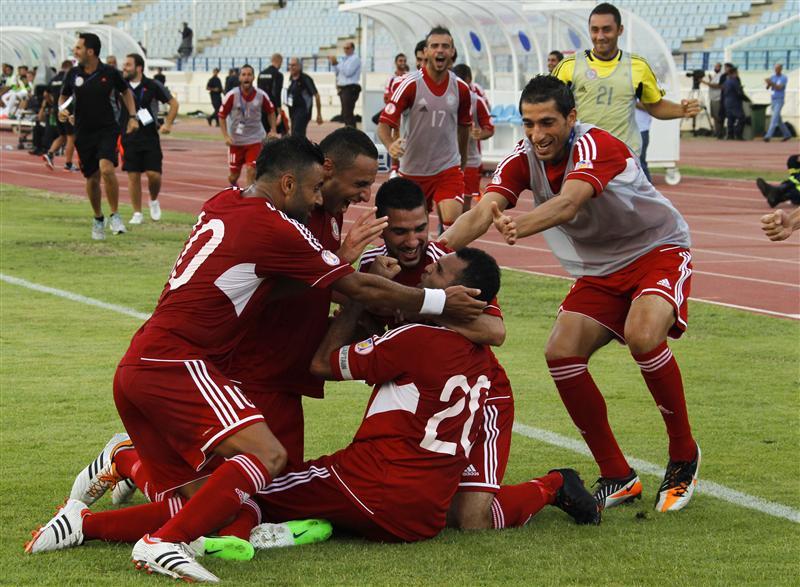 Lebanon 1 : 0 Iran