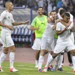 Libya 0 : 1 Algeria Highlights