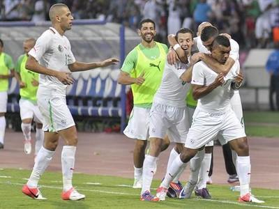 Libya 0 - 1 Algeria