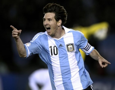 Lionel Messi believes they will go far as a nation