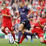 Liverpool 0 : 2 Arsenal Highlights