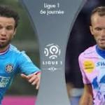 Marseille 1-0 Evian Highlights