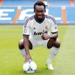 Real Madrid sign Chelsea midfielder Essien on season-long loan