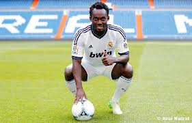 Michael Essien goes to Real Madrid for long loan