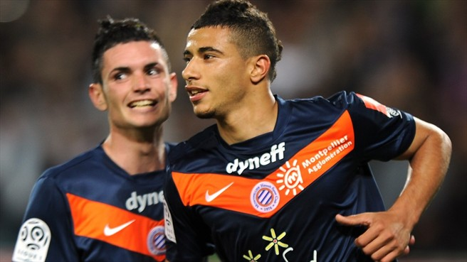 Montpellier who are the champions of France will face and clash with Arsenal tonight .