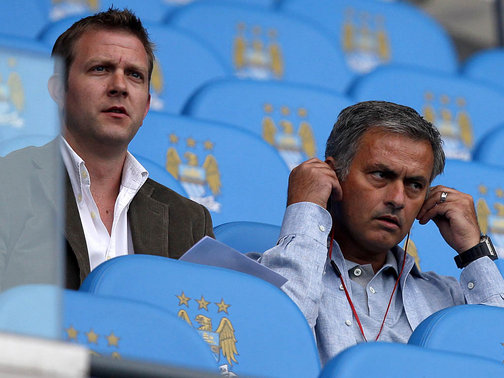 Mourinho at Manchester City