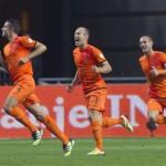 Netherlands 2 : 0 Turkey Highlights