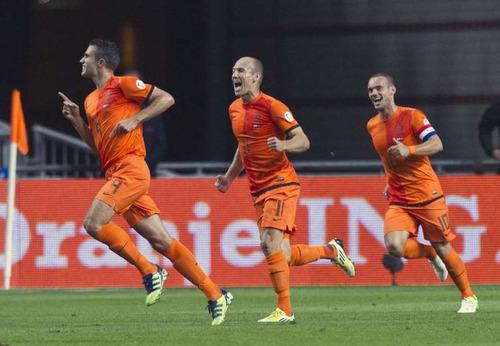 Netherlands 2 Turkey 0