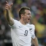 New Zealand enjoy World Cup win