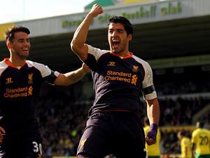 Norwich City 2-5 Liverpool