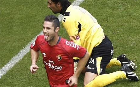 Osasuna 1 - 1 Mallorca
