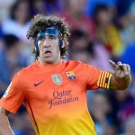 Puyol faces six weeks out